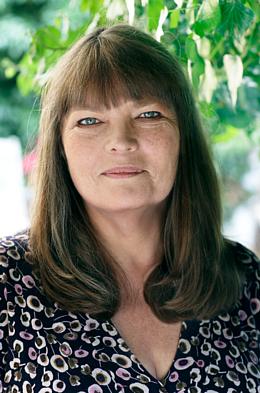 Forfatteren Anna Grue